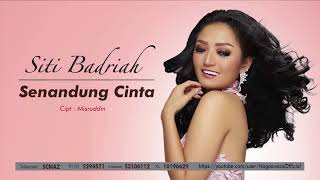 Cover images Single Senandung Cinta by Siti Badriah