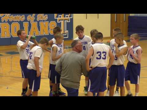 Akron at Triton - 5th Grade Boys Basketball A + B games