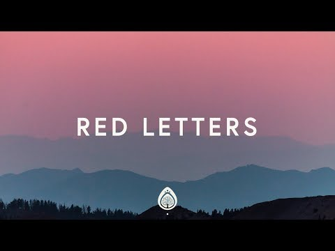 Crowder ~ Red Letters (Lyrics) Mp3