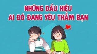 Những dấu hiệu ai đó đang yêu thầm bạn! Rất chuẩn luôn nhé!| Blog HCD ✔