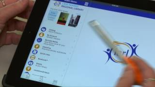 Lake Agassiz Regional Library Mobile App