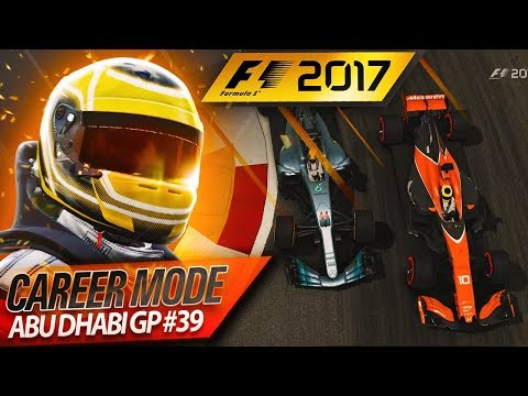 F1 2017 Career Mode Part 39: SEASON 2 FINALE