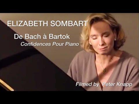 Elizabeth Sombart joue un choral de Bach « Ich ruf zu Dir, Herr »
