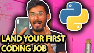 how to land your first job as a software developer