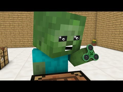 Thumbnail: Monster School: Kids Mobs - Minecraft Animation