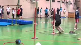 Sport-Eignungstest der Uni Kassel