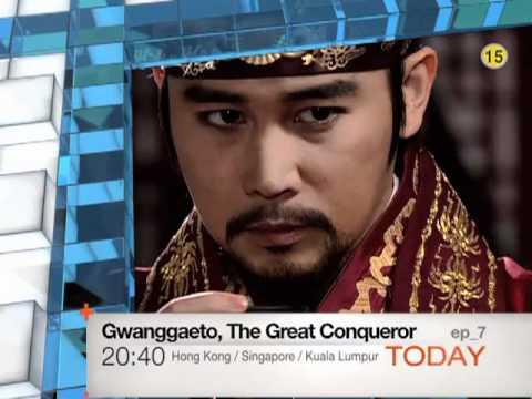[Today 7/23] Gwanggaeto, The Great Conqueror