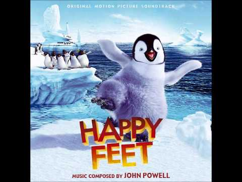 """Happy Feet - """"The Huddle"""" - John Powell"""