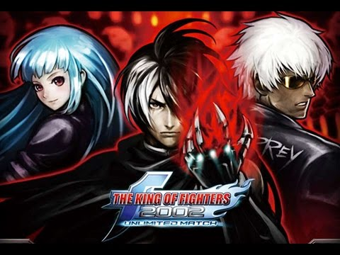 The King Of Fighters 2002 Combos e Secretos  100%