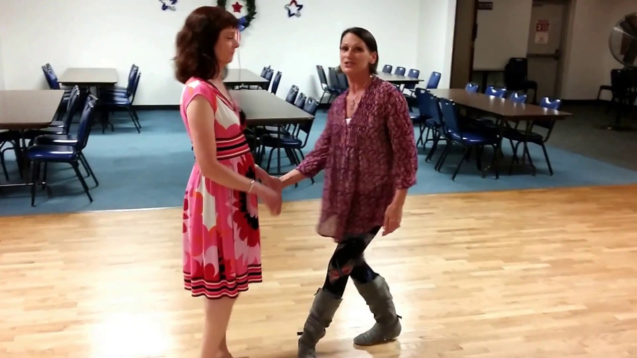Country Two Step Dance Lesson June 26th 2018 Total