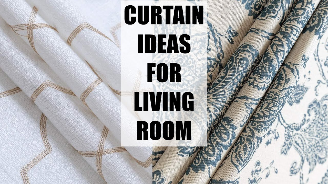 Best Modern Curtain Designs 2020 35 Sheer And Blackout Curtains Ideas For Living Room Youtube
