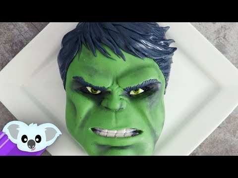 Hulk Cake! | Thor Ragnarok | DIY and How to