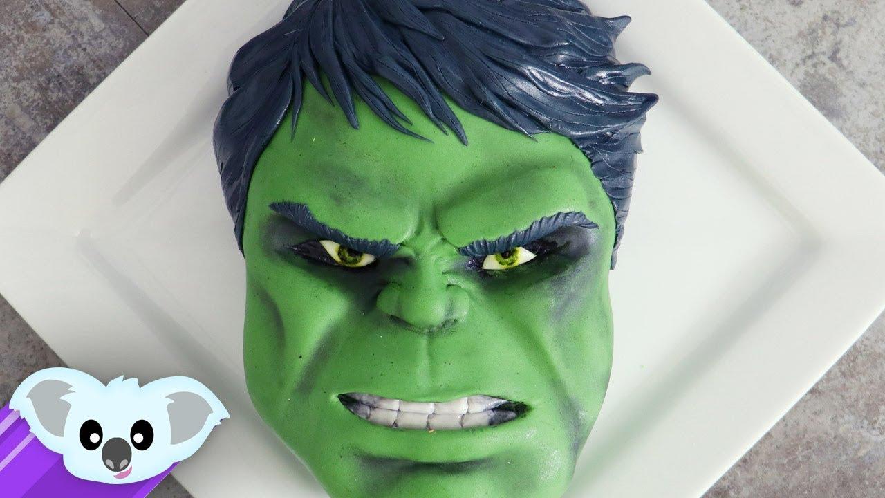 Hulk Cake Images