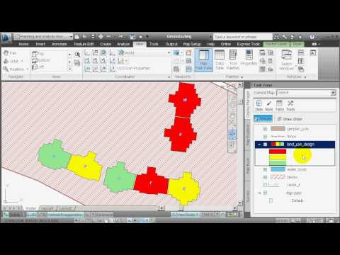 AutoCAD Map 3D General Technical Presentation