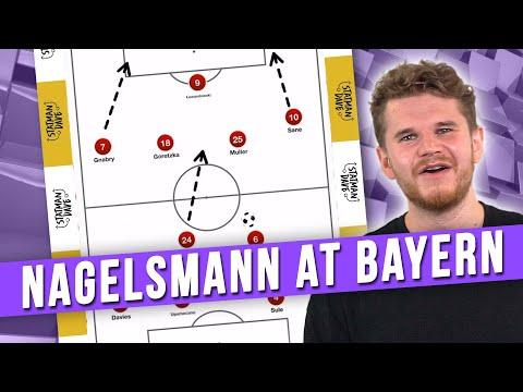 How Nagelsmann Will Set Up Bayern Munich