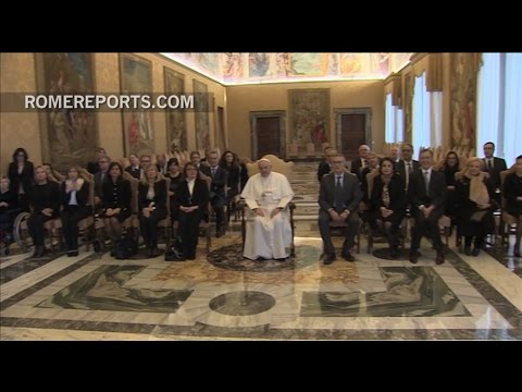 Pope Francis: The Mafia is contrary to the Gospel and must be combated