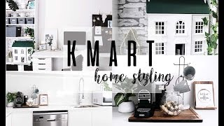 Kmart Australia Haul | Kmart Home Styling | How I've Styled Kmart Purchases | Coffee Station