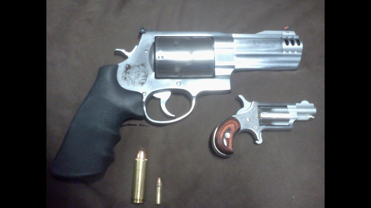 Smith And Wesson 500 Comparison
