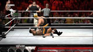 WWE 12 Story Mode: Episode 3 - GLITCHES?