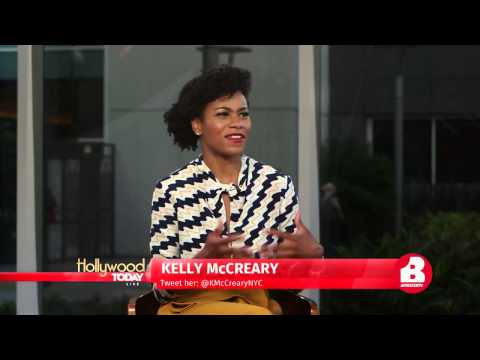 "Kelly McCreary on Being Apart of ""Shondaland"""