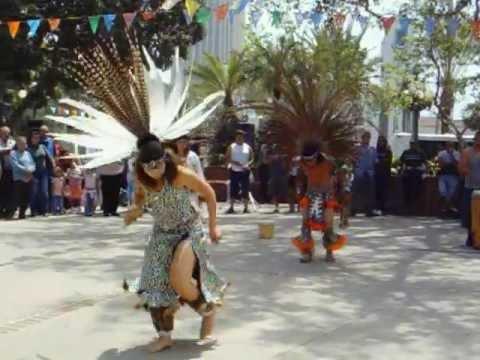 Ofrenda Aztec Dance