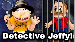 SML Movie: Detective Jeffy!