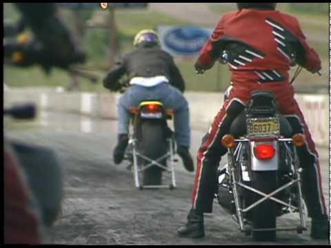 Harley Drags - Brad Houston KUSA-TV Denver feature