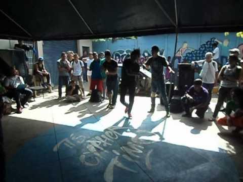 It's Cypher Time (Nicaragua) - Gecko Unit (Managua) vs Cypher Born Crew (Managua)