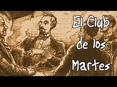 Club de los Martes (1/X) Con Aracne, Geek Furioso, George (ECF) y Quetzal