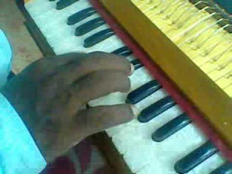 Raga Sindhu Bhairavi detailed Sreenivasan Mash, Kumbalangi, Kochi, (India) on Harmonium
