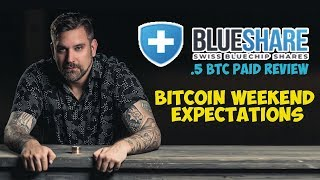 BITCOIN Weekend - Blue Share STO Review -