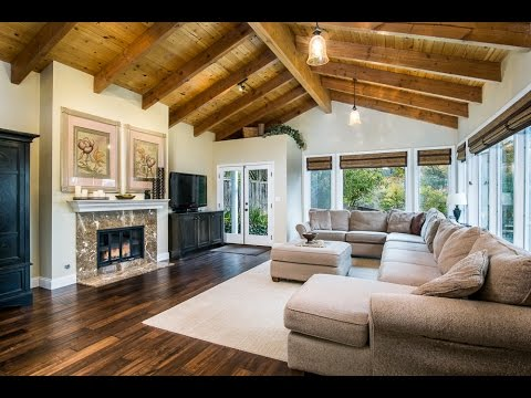 How To Light And Edit A Room With An All Wood Vaulted Ceiling Youtube