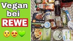 Veganer Einkauf bei Rewe 2020