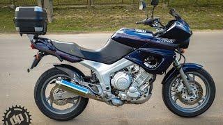 Yamaha TDM 850 rok 95 Kufer, Gotowy do jazdy! Transport (nie transalp africa f650