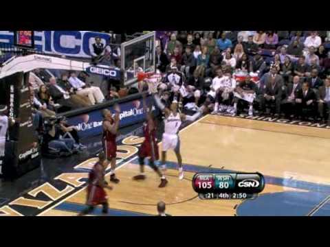 Miami Heat vs Washington Wizards (112-88) January 22, 2010 (Heat vs Wizards)