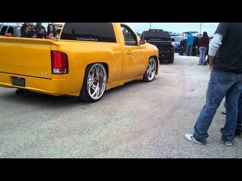 LONESTAR THROWDOWN 2012 CAMMED SINGLE CAB CHEVY TRUCKS