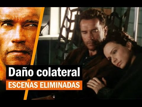 Daño colateral (Collateral damage, 2002) - Escenas eliminadas