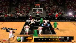 NBA 2k13 MyTEAM Journey to Seed 1: Seed #4, Game 1