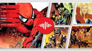 Noticias sobre: Spiderman, Civil War, Dr. Strange, Wolverine, Ms. Marvel, The Crow, LXG, 100 Bullets
