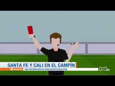 El VAR se estrenará por primera vez en Colombia en el partido entre Santa Fe y Cali por Sudamericana