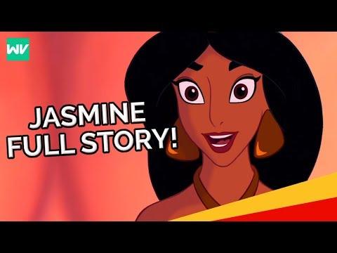 Jasmine's Full Story | Aladdin: Discovering Disney Princesses