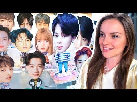 Рай для фанатов K-POP | Тайский влог