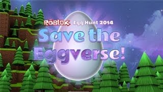 Roblox Egg Hunt 2014: Gilded Fabergé Egg of Bygone Days