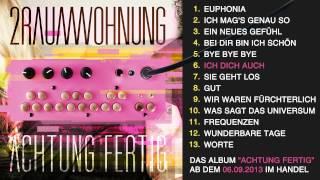 2RAUMWOHNUNG - Achtung Fertig - Album Player