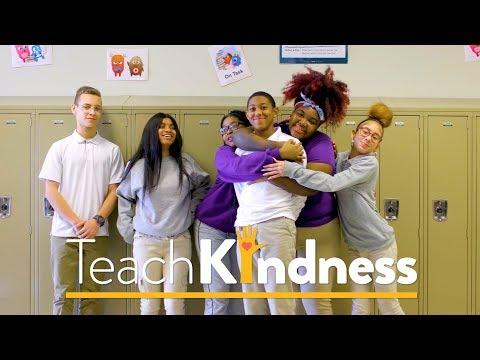 Teach Kindness | Waltersville School
