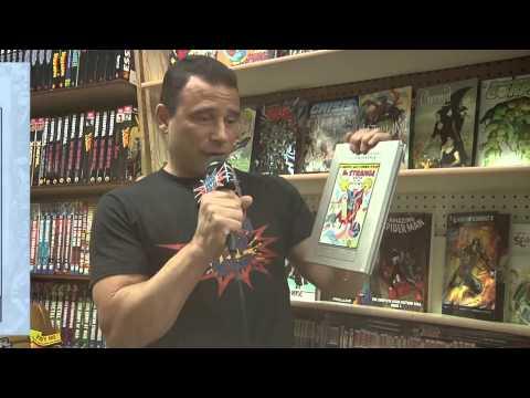 "Comics, Beer & Sci-fi – Nick's Classic Comic Review: ""Dr. Strange"""