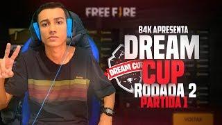 DREAM CUP 2° RODADA  1 PARTIDA!