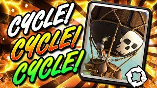 INSANE! 2.9 SUPER FAST CYCLE DOMINATES! HYPER AGGRESSIVE DECK!