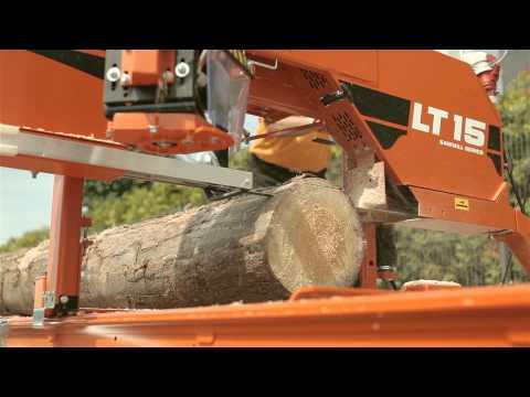 Pila Wood-Mizer LT15 - začnite sami rezať vaše vlastné drevo