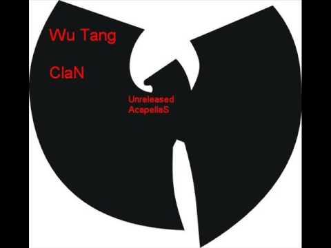 Wu-Tang - Da Mystery Of Chessboxin (Acapella)